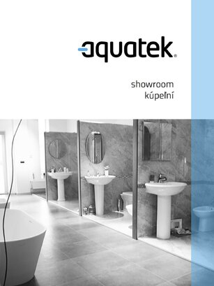 showroom of bathroom